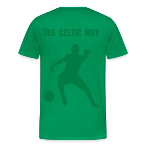 The Celtic Way - Men's Premium T-Shirt