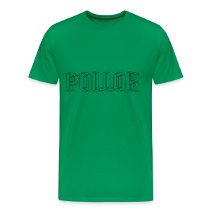 Pollok 3D - Men's Premium T-Shirt