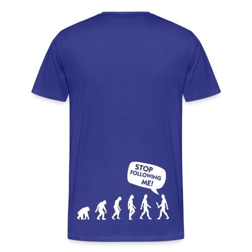 Dans stag do - Men's Premium T-Shirt