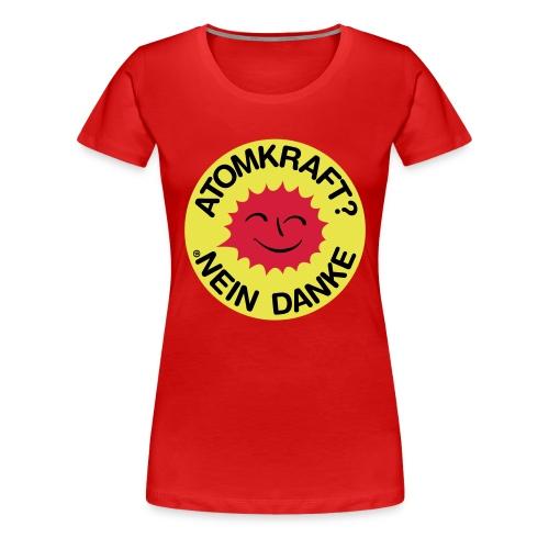 AKW Frauen - Frauen Premium T-Shirt