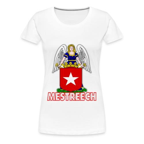 Wapen Maastricht - Vrouwen Premium T-shirt