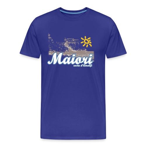 T-shirt Uomo Maiori - Maglietta Premium da uomo