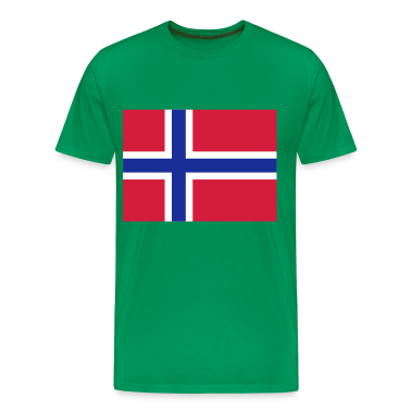 norway flag T-Shirts