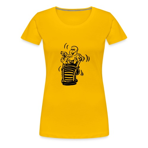 Fotografinnen T-Shirt Lensbaby - Frauen Premium T-Shirt