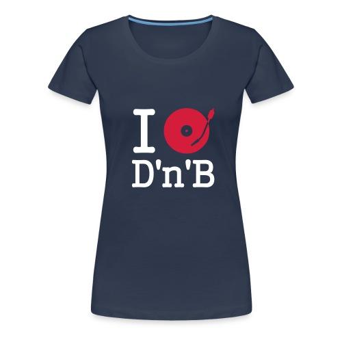 DrmnBss! - Frauen Premium T-Shirt