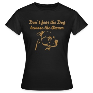 Dog/Owner-Shirt - Frauen T-Shirt