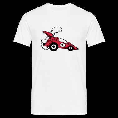 Auto da corsa T-shirt