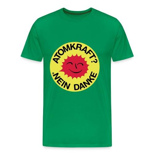 Atomkraft, nein danke! - Männer Premium T-Shirt