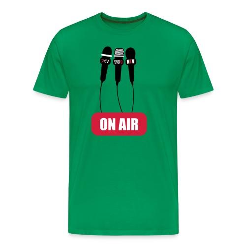 on air - Camiseta premium hombre