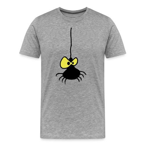 T-shirt Spider in a string - Premium-T-shirt herr