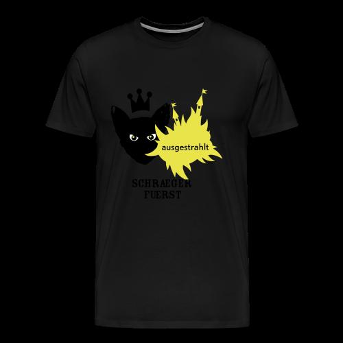 herren, BIGshirt, ausgestrahlt - Männer Premium T-Shirt
