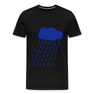 Regen - Männer Premium T-Shirt