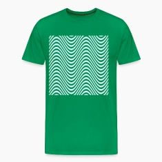 wavy_lines T-Shirts