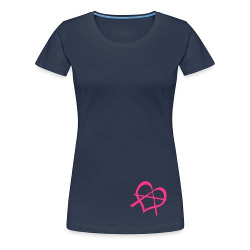 HeartAnarchy <3 - Frauen Premium T-Shirt