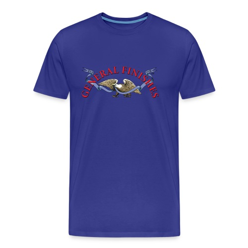 General Finishes Male t-shirt - Men's Premium T-Shirt