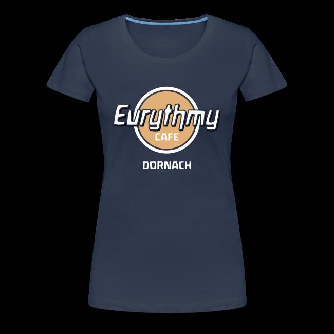 Eurythmy Cafe Girlie-Shirt