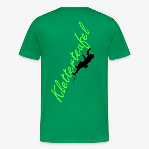 Kletterteufel (men) - Männer Premium T-Shirt
