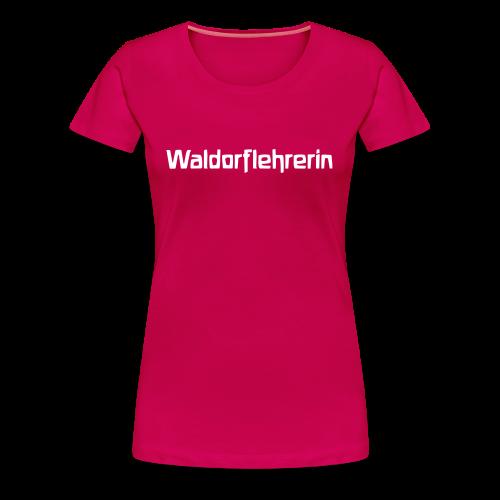 Waldorflehrerin