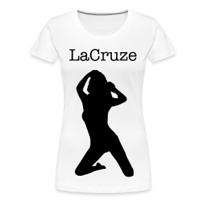 LaCruze good & Bad  - Frauen Premium T-Shirt
