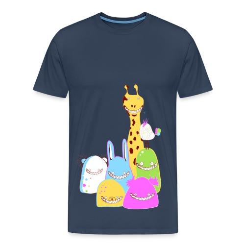 Dangerous Animals T-Shirt - Männer Premium T-Shirt