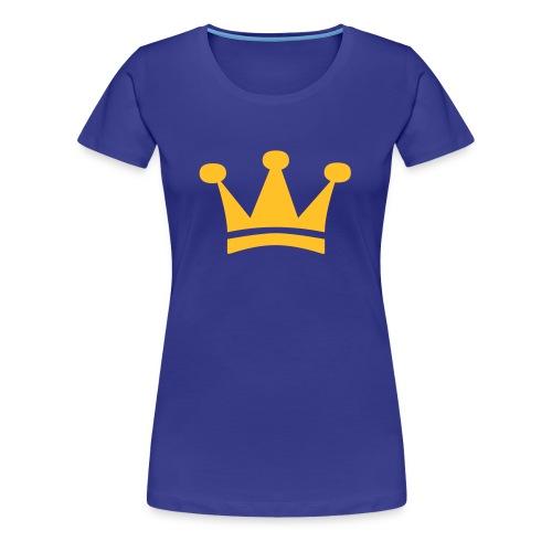 kroon - Vrouwen Premium T-shirt