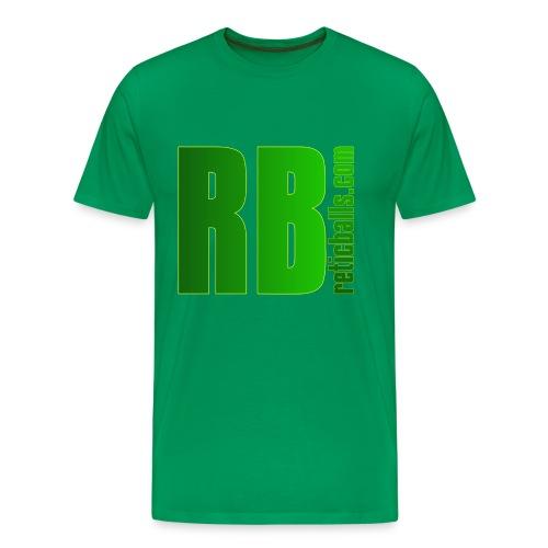 RB Green - Männer Premium T-Shirt