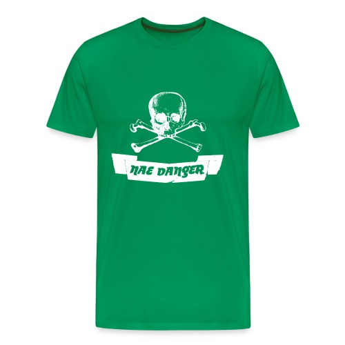 Nae Danger - Men's Premium T-Shirt