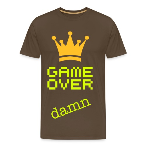 Sweet game freak t-shirt - Mannen Premium T-shirt