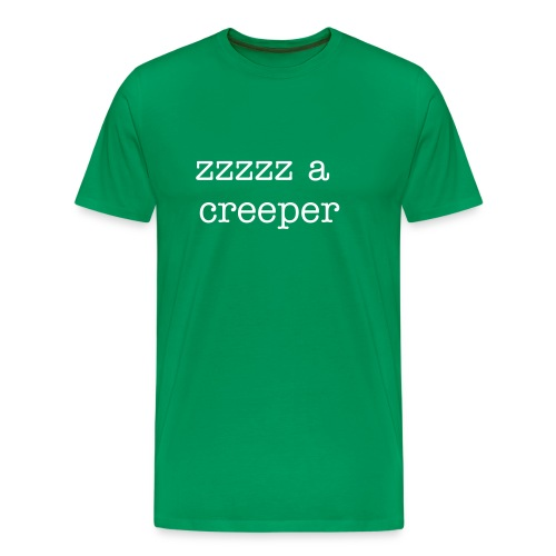 CREEPER !!SALE!! - Männer Premium T-Shirt