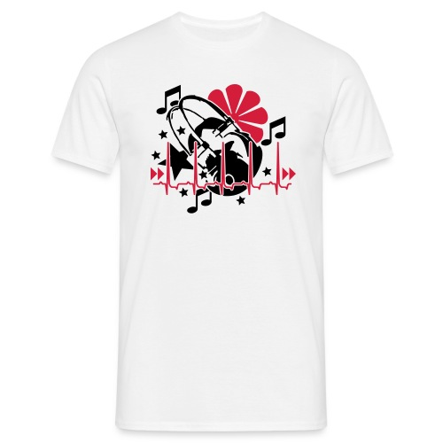 Sand - Männer T-Shirt