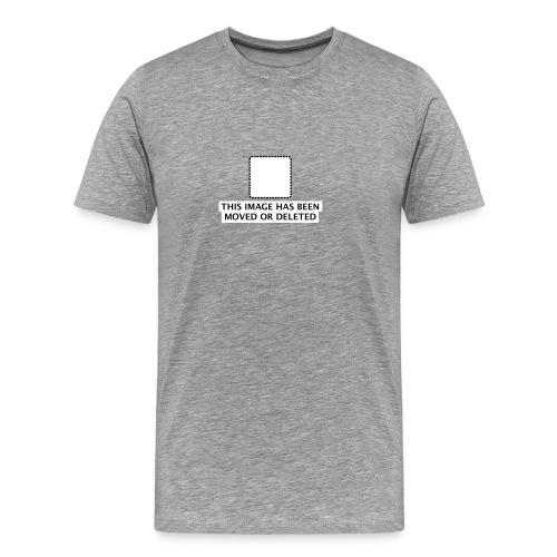 WRZ_47_GREY_IMAGE - Männer Premium T-Shirt