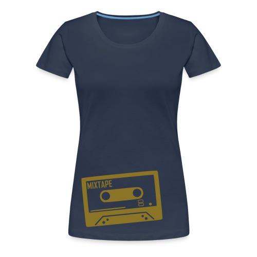 I <3 Mixes - Frauen Premium T-Shirt