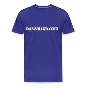 Oasisblues t-shirt - Men's Premium T-Shirt