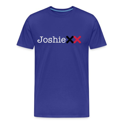 MENS JoshieXX - Men's Premium T-Shirt