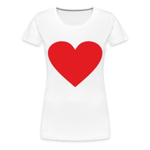 Suche feste Beziehung (w) - Frauen Premium T-Shirt