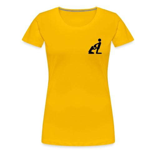 pour celles qui osent... - T-shirt Premium Femme