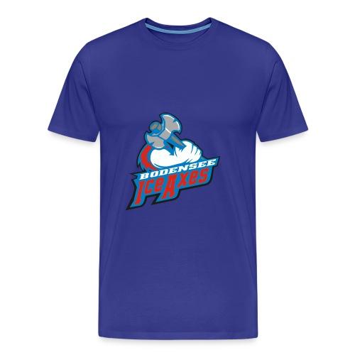 Bodensee IceAxes - Männer Premium T-Shirt