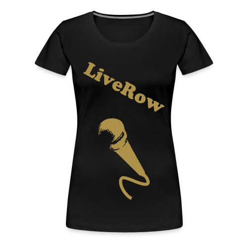 NEW!!! Woman! - Frauen Premium T-Shirt