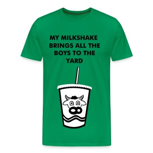 Milk-shake - Men's Premium T-Shirt