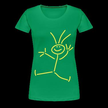 maennchen__winken_1c T-Shirts