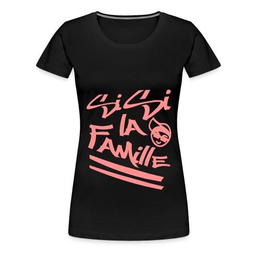 family-shirts - T-shirt Premium Femme