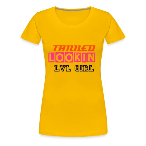 Tanned - Women's Premium T-Shirt