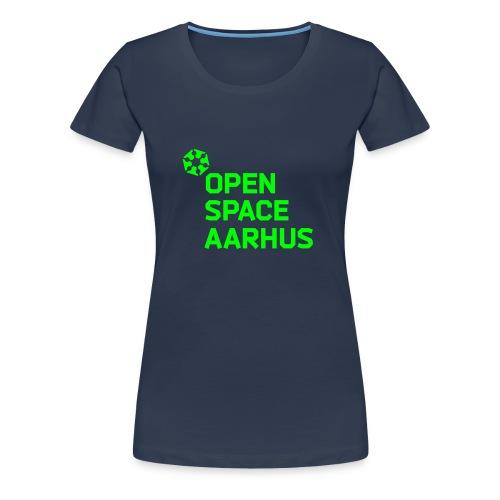 OSAA Girlie Shirt - Dame premium T-shirt