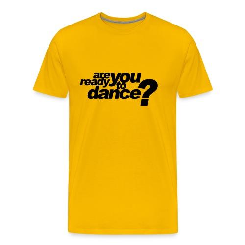 T-shirt Premium Homme - dance nightlife clubbing club