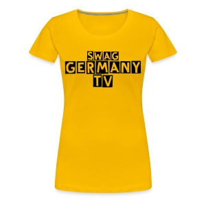 Girlie Shirt - Frauen Premium T-Shirt
