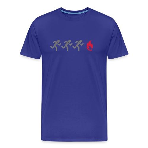 wir löschen alles - Männer Premium T-Shirt