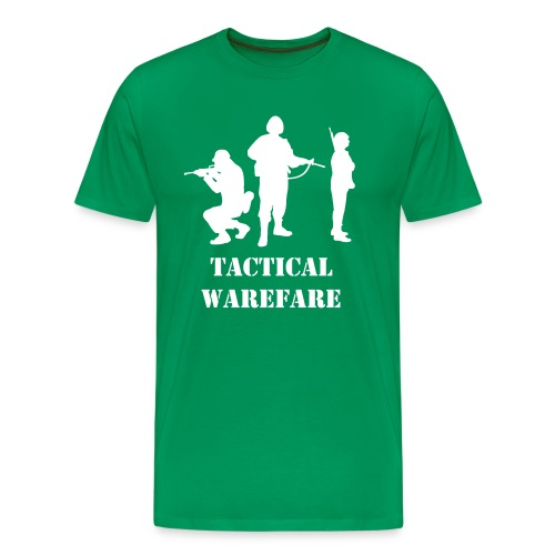Tactical Warefare T-Shirt - Men's Premium T-Shirt