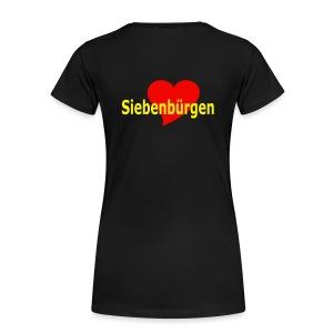 Siebenbürgen T-Shirt - Frauen Premium T-Shirt