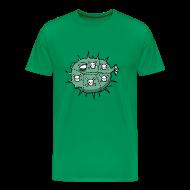Camisetas ~ Camiseta premium hombre ~ Fugu