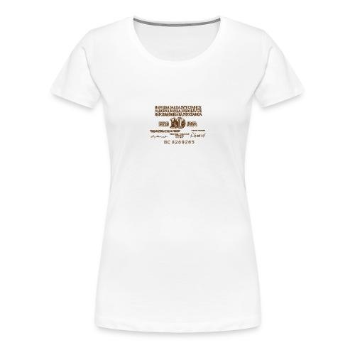 Cener, zenska - Women's Premium T-Shirt
